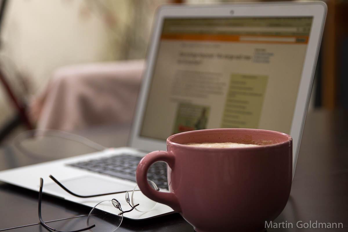 Schreiben für Blogs